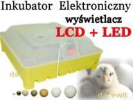 Inkubator do jaj z klujnikiem Wylęgarka LCD*