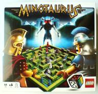 LEGO 3841 gra MINOTAURUS