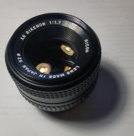 Obiektyw Pentax f1,7 50mm RICOH