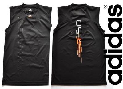 ADIDAS koszulka CLIMACOOL sport TRENING f50 S/M