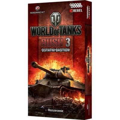 World Of Tanks Rush 3 Ostatni Bastion Pl 6973786704 Oficjalne Archiwum Allegro