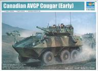 Canadian AVGP Cougar 6x6 (Early) - Trumpeter 1/35