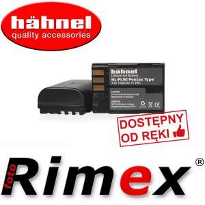 Hahnel HL-PL90 zamiennik Pentax D-Li90