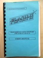ATARI ST FLASH II instrukcja