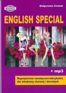 English Special. Repetytorium tematyczno-leksyk+CD