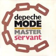 DEPECHE MODE Master And Servant / SUPER STAN