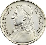 Watykan, 1000 lirów, 1978