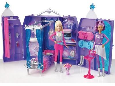 Barbie Gwiezdny Domek Gwiezdna Przygoda Dla Lalek 6538278730 Oficjalne Archiwum Allegro