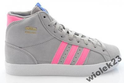 Adidas BASKET PROFI buty damskie za kostkę 38