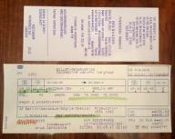 2 Bilety PKP W-wa do Berlina 04.10, g.10 PROMOCJA