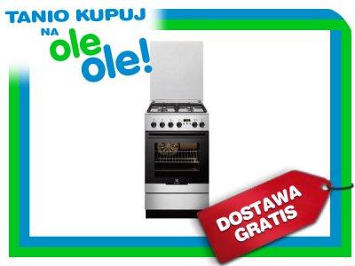 Kuchnia Gazowo Elektryczna Electrolux Ekk54554ox 6375869086