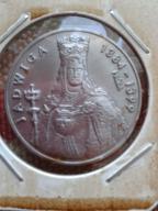 100 ZŁ 1983 KRÓLOWA JADWIGA PRÓBA