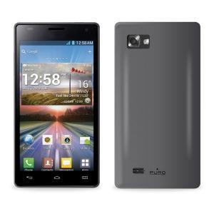 PURO Case - Silikon LG Optimus 4X HD P880 + FOLIA