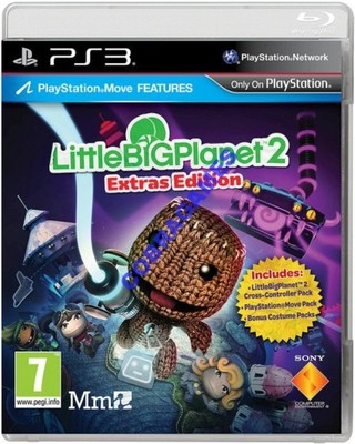 Little Big Planet 2 Extras Edition Pl Ps3 Nowa 24h 6667721515 Oficjalne Archiwum Allegro