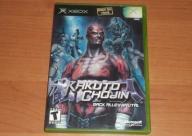 Kakuto Chojin - Back Alley Brutal (NTSC) - XBOX