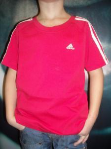 Bluzka koszulka ADIDAS  Rozmiar 152cm