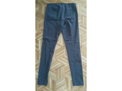Eleganckie spodnie damskie H&M, rurki, r. 40