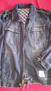 COTTONFIELD kurtka jeansowa XL
