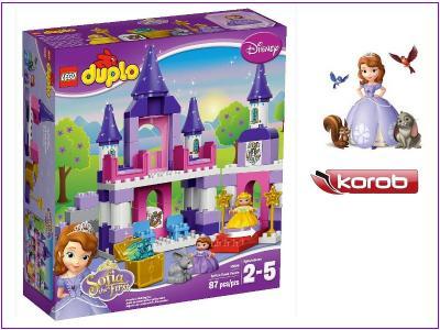 Lego Duplo 10595 Jej Wysokość Zosia Zamek 24h 4992812430