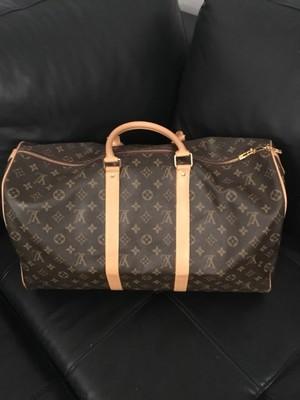 cc9f6e5d3d295 LV Louis Vuitton torba podróżna - 6638796410 - oficjalne archiwum ...