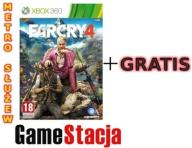 FAR CRY 4 [XBOX 360] PL GAMESTACJA + GRATIS