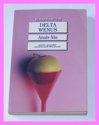 DELTA WENUS Anais Nin