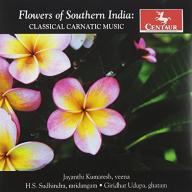 Dikshitar Flower of Southern India Classical Carna
