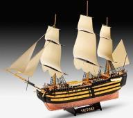 Model do sklejania REVELL Statek H.M.S. Victory