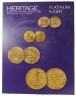 Heritage, aukcja 3041, Platinum Night
