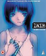 Serial Experiments Lain [Blu-ray]