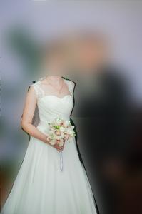 Suknia ślubna Gala Bianka Rozmiar 36 Kolor Ecru 5975962130