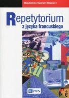 Repetytorium z języka francuskiego z płytą CD Magd