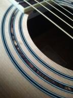Gitara akustyczna CORT AF580 NS
