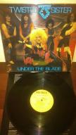 TWISTED SISTER- UNDER THE BLADE