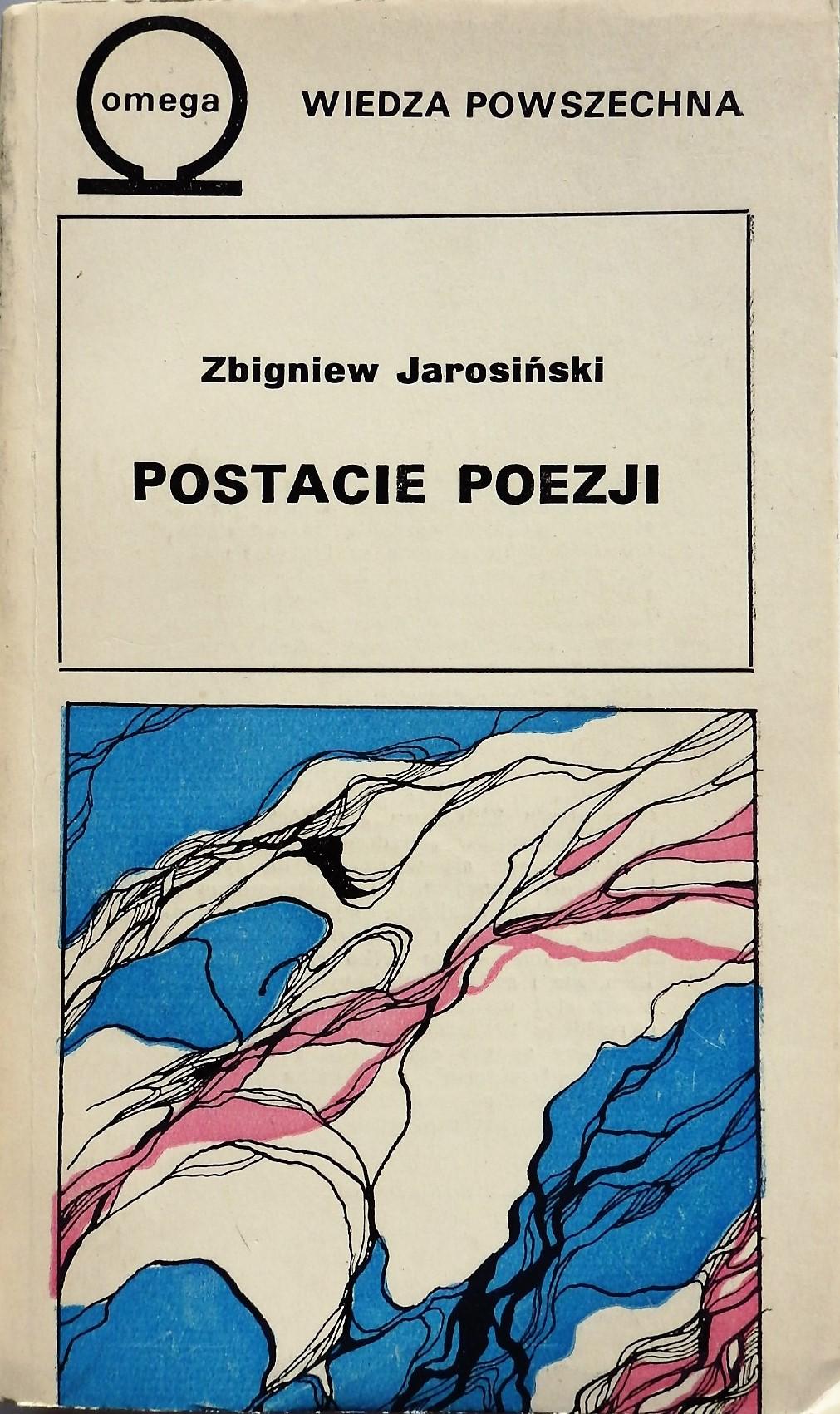 Znalezione obrazy dla zapytania Zbigniew Jarosiński Postacie poezji