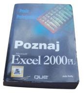 Poznaj Excel 2000 PL ~ KELLY