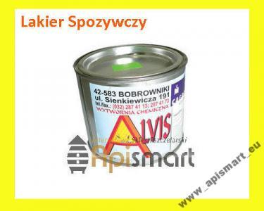 Lakier spożywczy ( puszka 0,45 l) Alvis Apismart