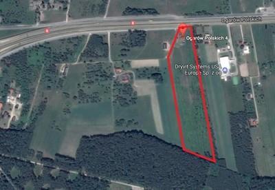 działka 49 800 m2 Radziejowice