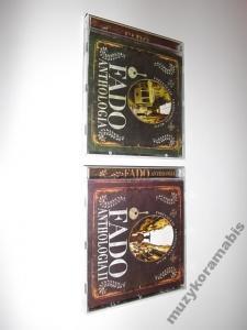 Fado - Anthologia 1/2 - 2 CD - Moura Mariza Amalia