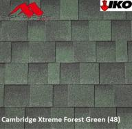 Gont Gonty IKO Cambridge Xtreme Forest Green (48)