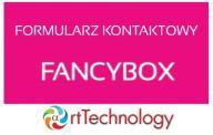 Skrypt Formularza kontaktowego Fancybox - 4 STYLE!