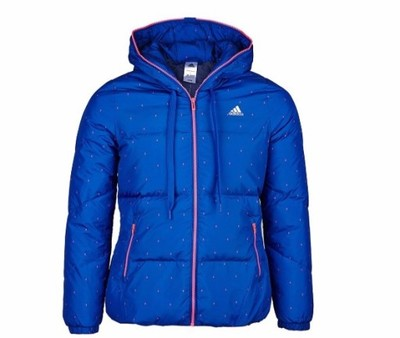 Kurtka damska zimowa Adidas J DOWN puchowa XS L XS