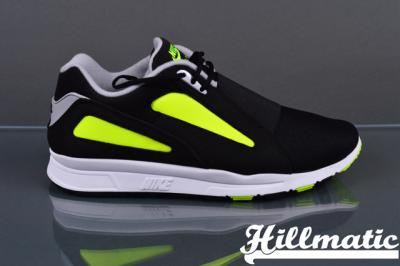 timeless design f7f2a de0fb NIKE AIR CURRENT R.42 BUTY NEON CZARNE FLOW 24H (3444795190)