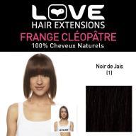 Love Hair Grzywka Cleopatra Natural Black