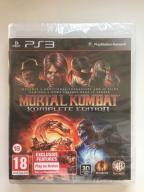 MORTAL KOMBAT KOMPLETE EDITION NOWA FOLIA PL PS3