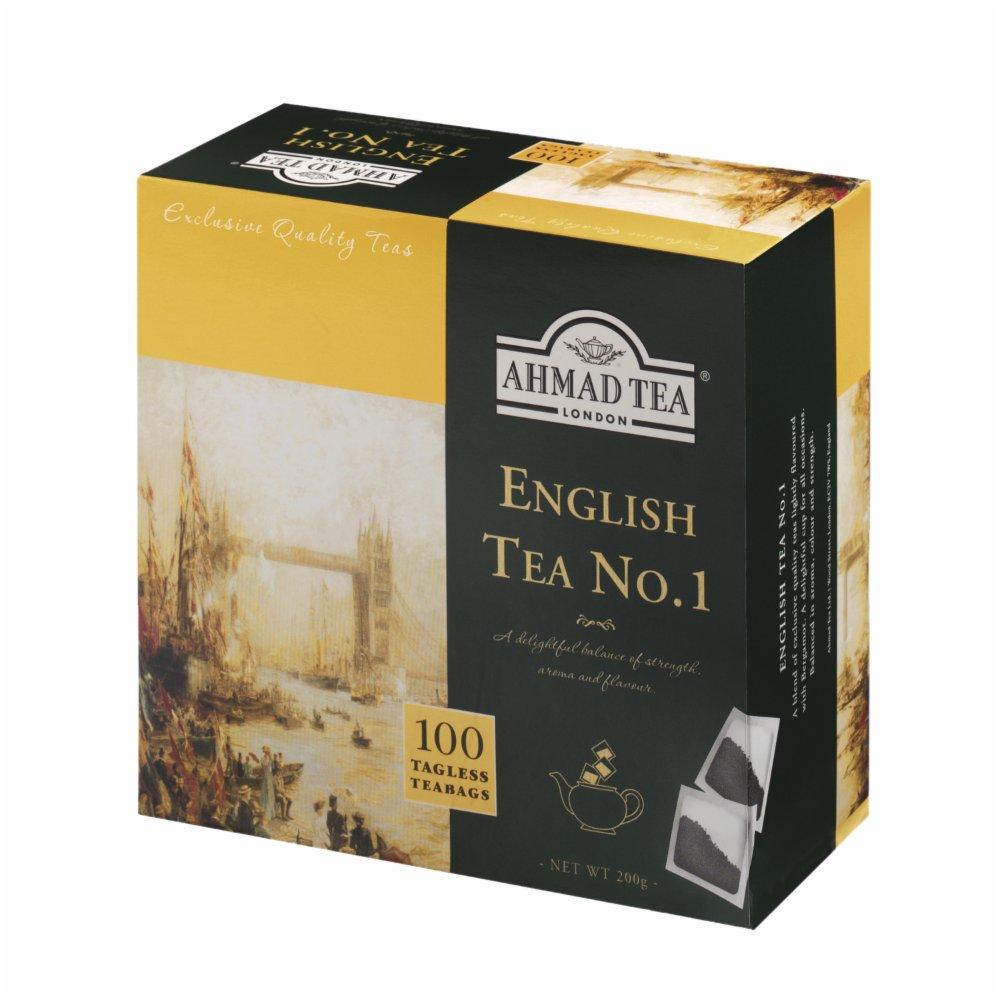 Ahmad English Tea No.1 200g