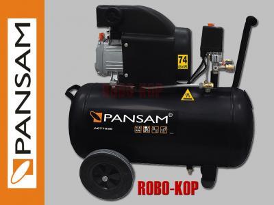 PANSAM DEDRA A077030 sprężarka kompresor 50L/8bar
