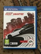 Need For Speed Most Wanted PS VITA PUDEŁKO NFS