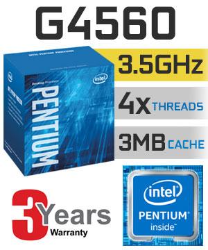 !!! Procesor PENTIUM G4560 BOX GWARANCJA !!!