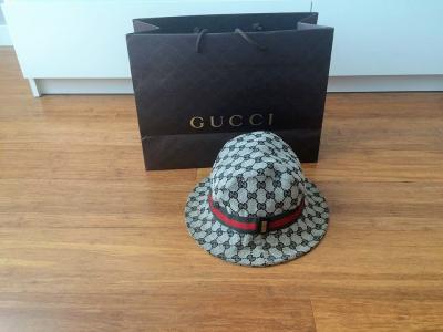 kapelusz Gucci oryginał 100 % - 5557005188 - oficjalne archiwum allegro 0d51cba42b8